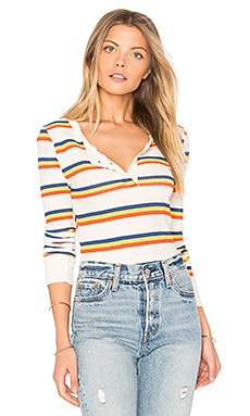 Cabin Stripes Bodysuit