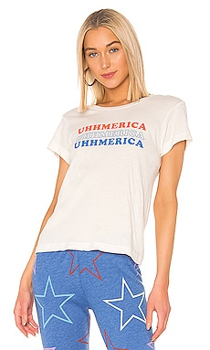 Uhhmerica No9 Tee Wildfox Couture $66