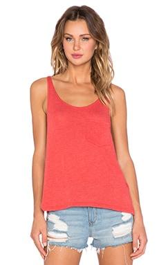 Wildfox Couture Scoop Neck Tank in India