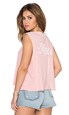 Wildfox Couture x REVOLVE Babe Chad Tank in Teen Dream