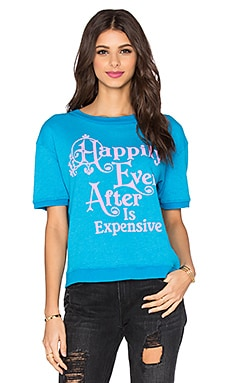 Wildfox Couture Happily Ever After Tee in Beach Cooler