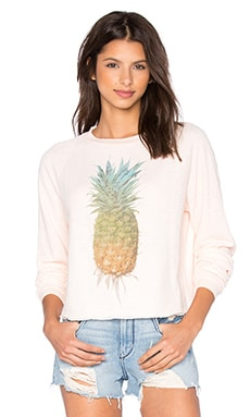 T-SHIRT RAINBOW PINEAPPLE