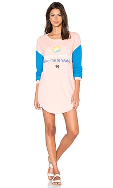 Wildfox Couture Sunscreen Tee in Grapefruit
