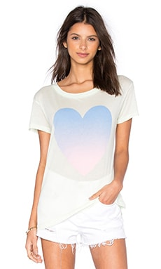 Футболка heat wave heart - Wildfox Couture