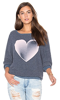 Faded Love Top en After Midnight Blue