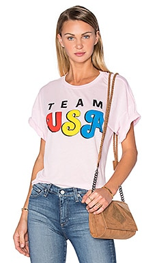 Wildfox Couture Team USA Tee in Juliet