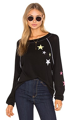 Starlet Sommers Sweater in Clean Black