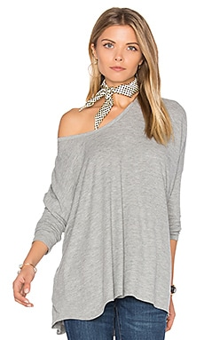 Long Sleeve Top in Heather