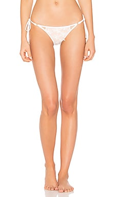 Daisy Mesh Zooey Triangle Bottom