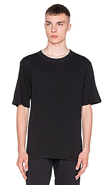 Wil Fry Sport Tee in Black