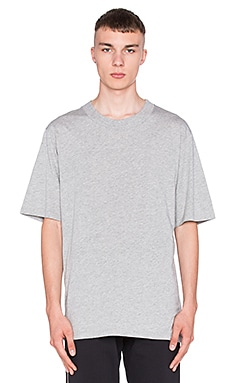 Wil Fry Sport Tee in Soft Heather