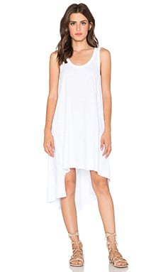Wilt Shift Tank Dress in White
