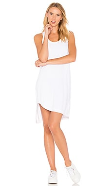 Slanted Tank Dress