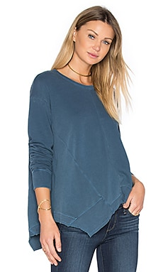 Paneled Sweatshirt – Petro