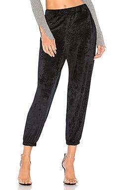 Old School Velvet Sweatpants Wilt $46 (FINAL SALE)