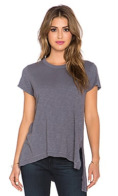Wilt Asymmetrical Slouchy Tunic in Twisted Lilac