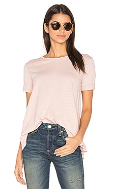 Trapeze Tee in Putty
