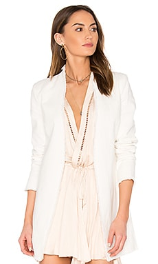 Emile Jacket in White