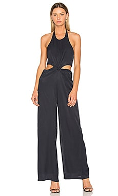 Louise Jumpsuit in Navy