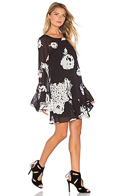 Winston White Tierra Dress in Black