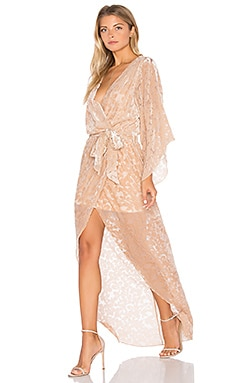 Florentina Dress in Champagne