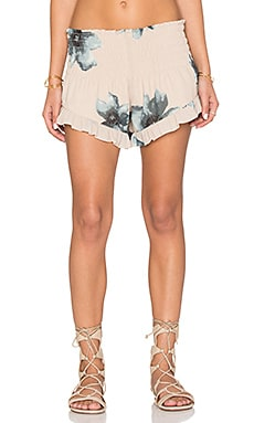 Winston White Baja Short in Sky Flower