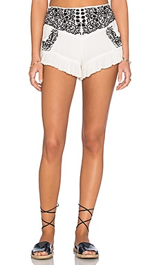 Winston White Bonita Short in Shell