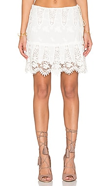 Winston White Gigi Skirt in Feather