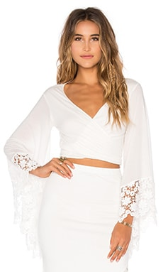 Winston White Solei Top in Shell
