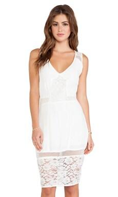 Wish Boulevard Dress in White