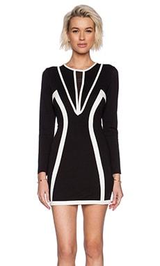 Wilde Heart Game Over Dress in Black