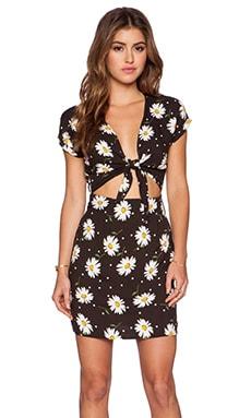 Wilde Heart Daisy May Vintage Dress in Daisy