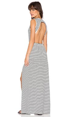 Wilde Heart Cast Away Maxi Dress in White