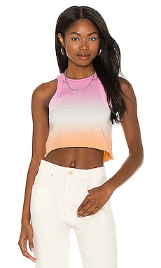 The Rivington Weekend Cropped Tank WSLY $17 (FINAL SALE)