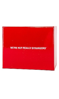 We're Not Really Strangers Card Game We're Not Really Strangers $30