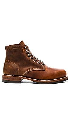 Wolverine 1000 Mile Evans in Brown Leather