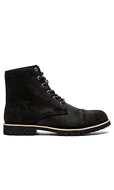 Wolverine Since 1883 Wilbur Boot in Black WP Lea
