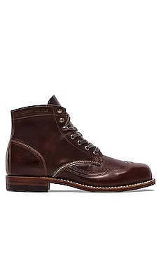 1000 Mile Addison Wingtip Boot Wolverine $400