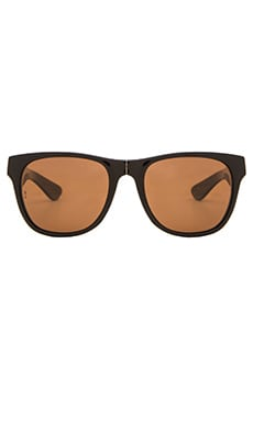 Wonderland Havasu Folding Polarized in Gloss Black & Bronze