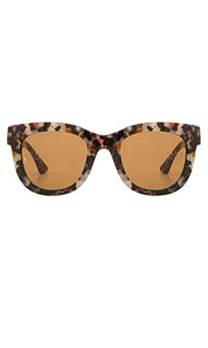 Wonderland Colony in Caramel Tortoise & Bronze