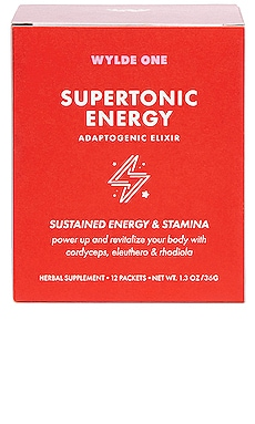Supertonic Energy WYLDE ONE $35