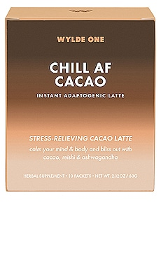 COMPLÉMENTS CHILL AF CACAO WYLDE ONE $29