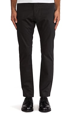 Won Hundred Champlin Pant in Pirate Black