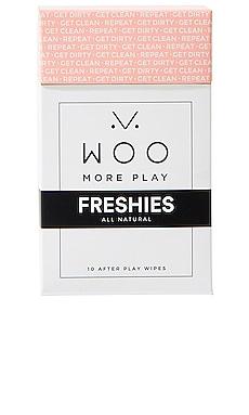CUIDADO ÍNTIMO FRESHIES Woo More Play $13
