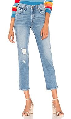 Прямые джинсы heritage fit - Wrangler