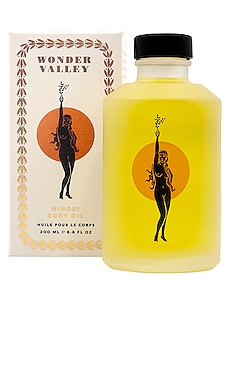 Hinoki Body Oil Wonder Valley $85 BEST SELLER