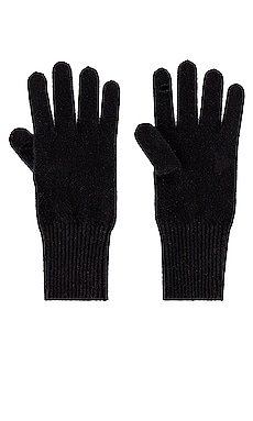 Texting Gloves White + Warren $65