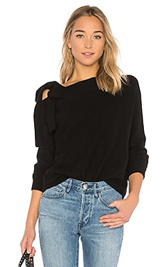 Asymmetrical Shoulder Sweater