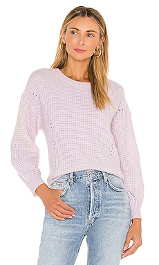 Luxe Thermal Sweater White + Warren $207