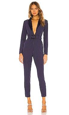 Blazer Jumpsuit WeWoreWhat $218